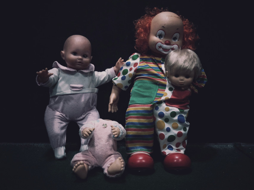 #toys #terror #hdrphotography #hdr #FreeToEdit #colors