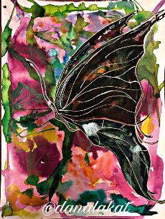 art drawing painting ink watercolor