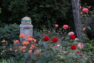 crown castle garden