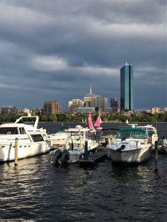 river urban skyline freetoedit