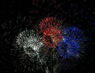 freetoedit fireworks 4thofjuly celebration colors