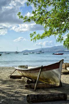 beach photography peinteffect sea