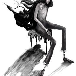 illustration drawing personal gloomysunday