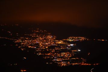 turkey city citylights landscape lights