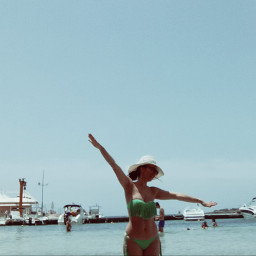 freetoedit girl flygirl seaandsky boats