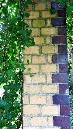 wall column pillar architecture bricks