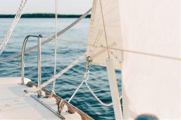 boat sailboat water beach filter freetoedit