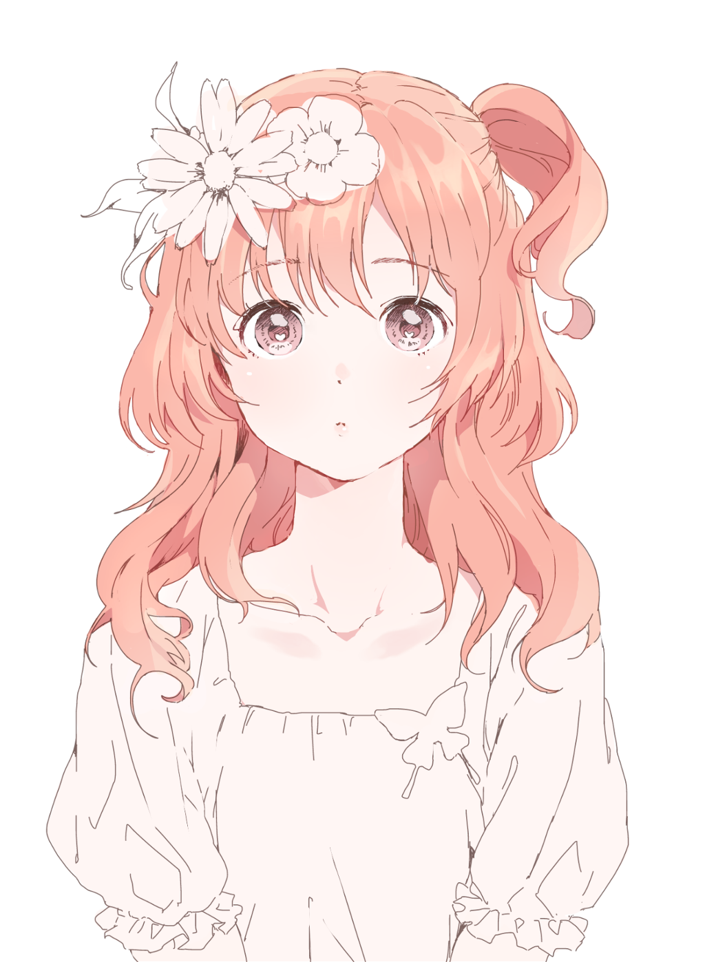anime girl pretty cute art notmine tumblr post creditto