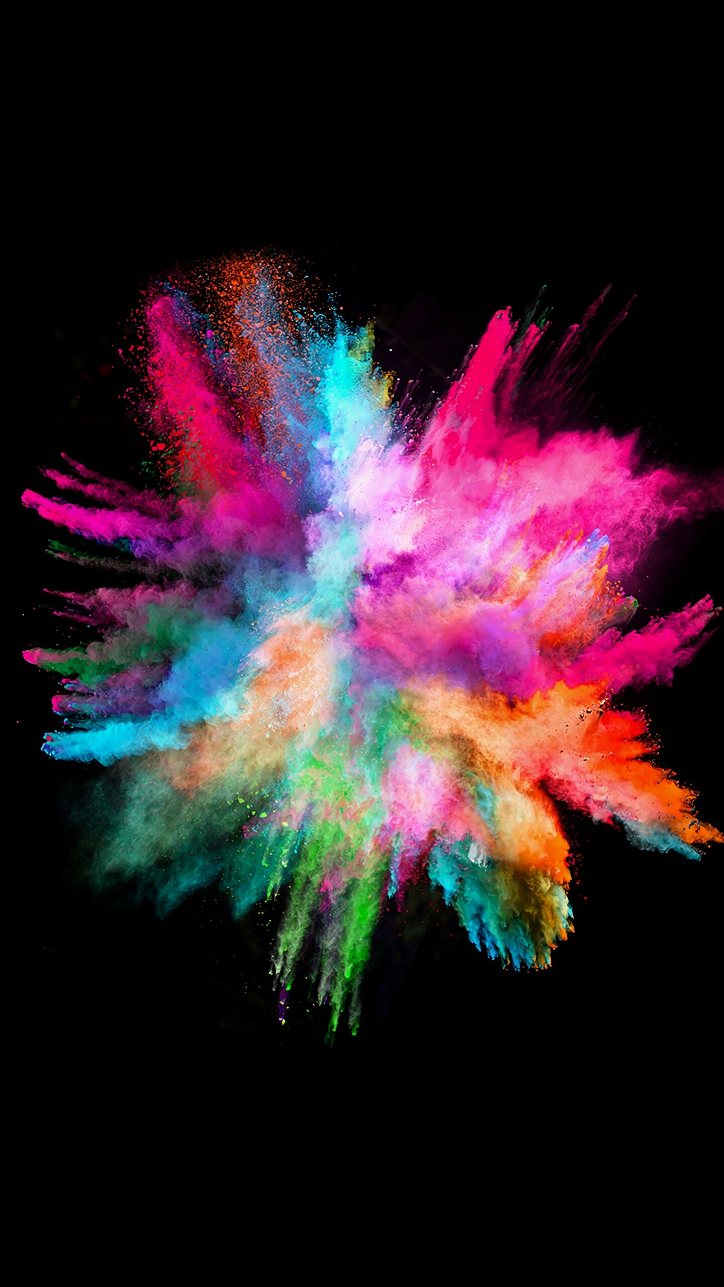 color splash wallpaper colorful galaxyedge7s @pa @freet...