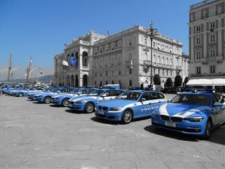 trieste friuliveneziagiulia photography cars police