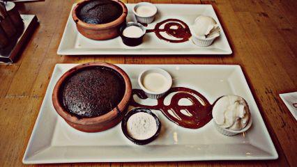 souffle chocolate delicious food yummylicious freetoedit