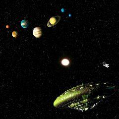 freetoedit planetstickers ufosticker astronautremix