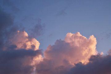 freetoedit clouds sky nature pinkclouds