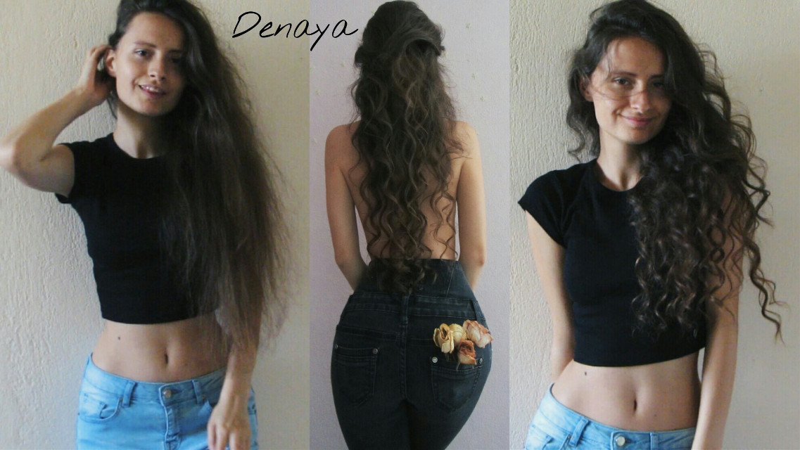 My new video is out.I'm sharing my biggest secret about my hair https://youtu.be/kBIKmoe5V4Q   #denaya_p #denitsapavlova #youtube  #FreeToEdit