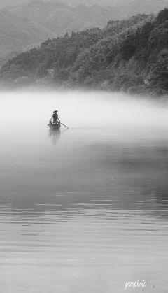 boating fogging photography freetoedit