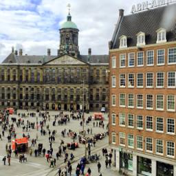 damsquare amsterdam amsterdamcity myhome thenetherlands freetoedit