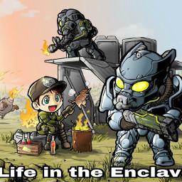 freetoedit lol fallout3 fallout enclave