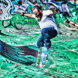 skatelife skateboard fatherandson picsart lenflare freetoedit