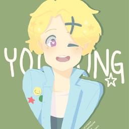 mysticmessenger yoosung yoosungkim freetoedit