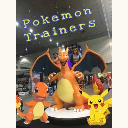 freetoedit pokemonoriginal charizard worldofpokemon trainers