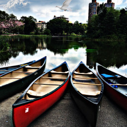 freetoedit boats lakeside centralparknyc hd water