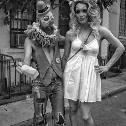 blackandwhite streetphotography newyork freetoedit