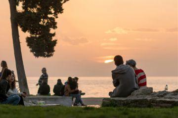 photography sunset greece