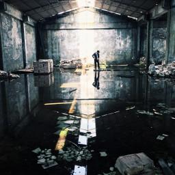 abandoned travel