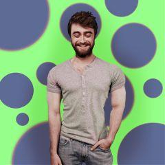 freetoedit danielradcliffe harrypotter muscular hot