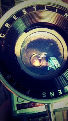 vintage camera lomoeffect freetoedit