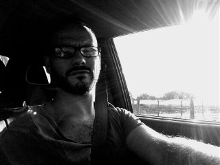 mementoauderesemper ontheroad blackandwhite selfie memento