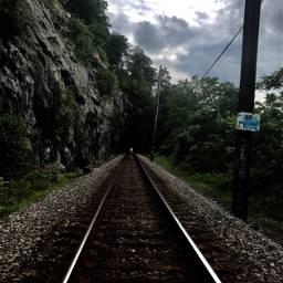 railroadtracks railroad nature traintracks photography freetoedit