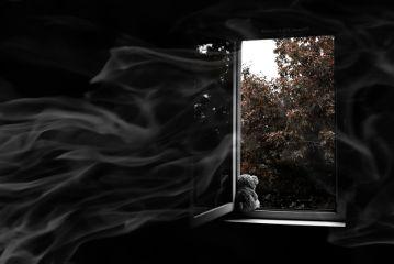 deeliriouss emotions photography blackandwhite colorsplash