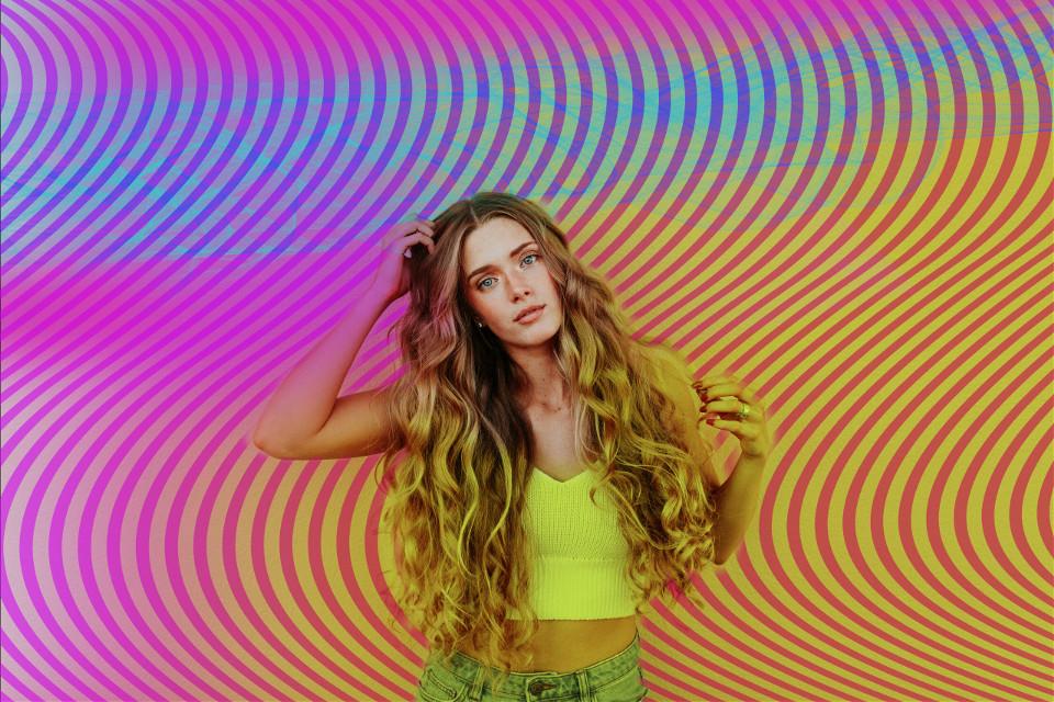 #wavylines #colorful