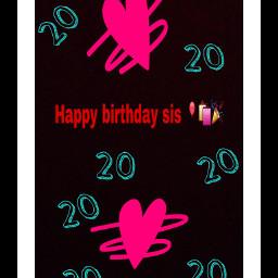 freetoedit happy 20