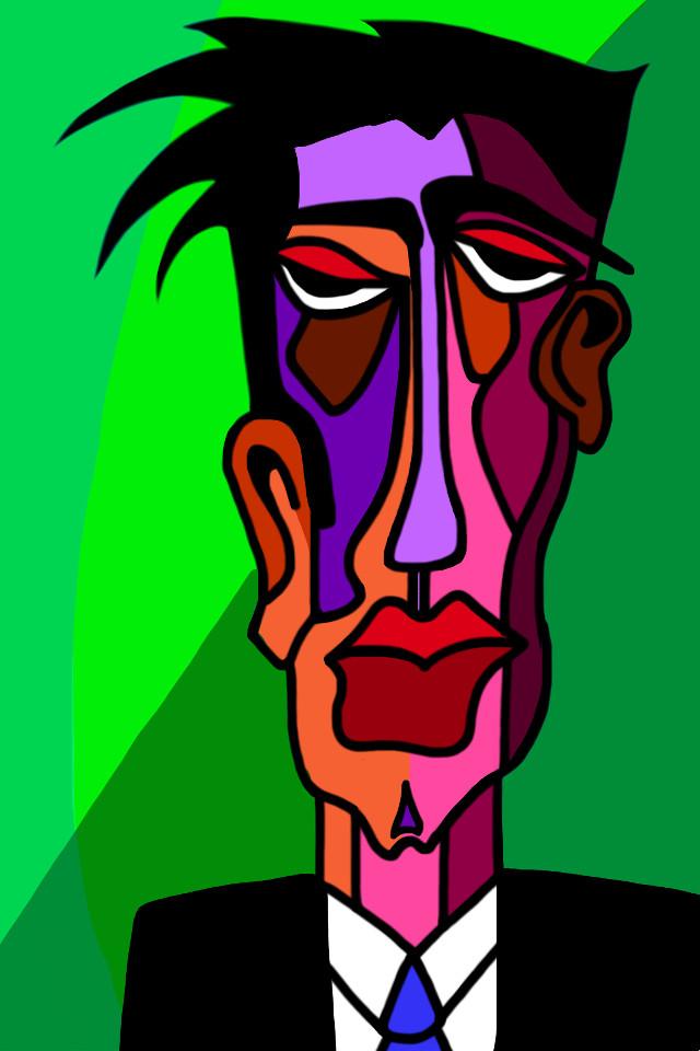 Election  #drawing #thomasfedro #fedrohomage #popart #colorful #modernart #interesting #freetoedit