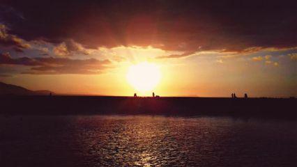sunset summer greek islands greekislands freetoedit