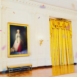 freetoedit yellow whitehouse