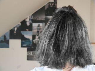 greyhair girl hair photos photography freetoedit