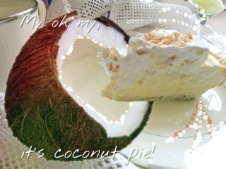 freetoedit madewithpicsart text coconut pie