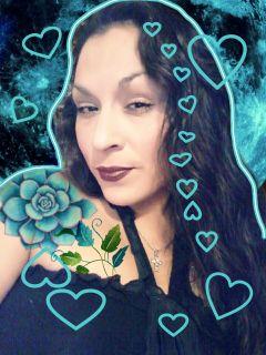 freetoedit artisticselfie selfie blue moon