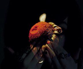 freetoedit creepy emo flower light