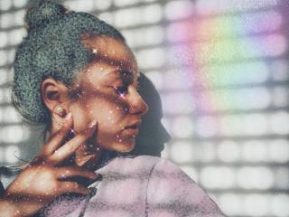 freetoedit sparklyselfie holographic dreamy