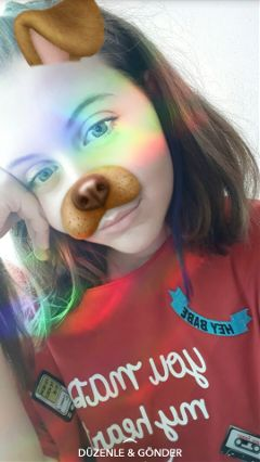rainbowlightcontest dogeffect freetoedit