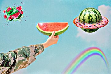 watermelon freetoedit watermelonday