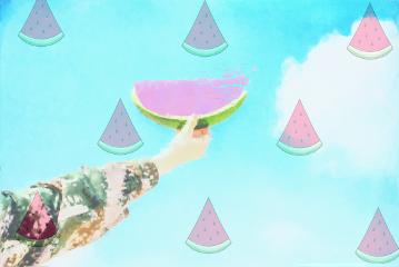 freetoedit watermelonday