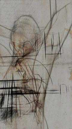 people pencilart art darkart portrait