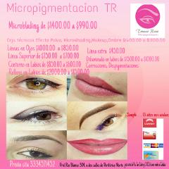microblading zapopan micropigmentación micropigmentaci