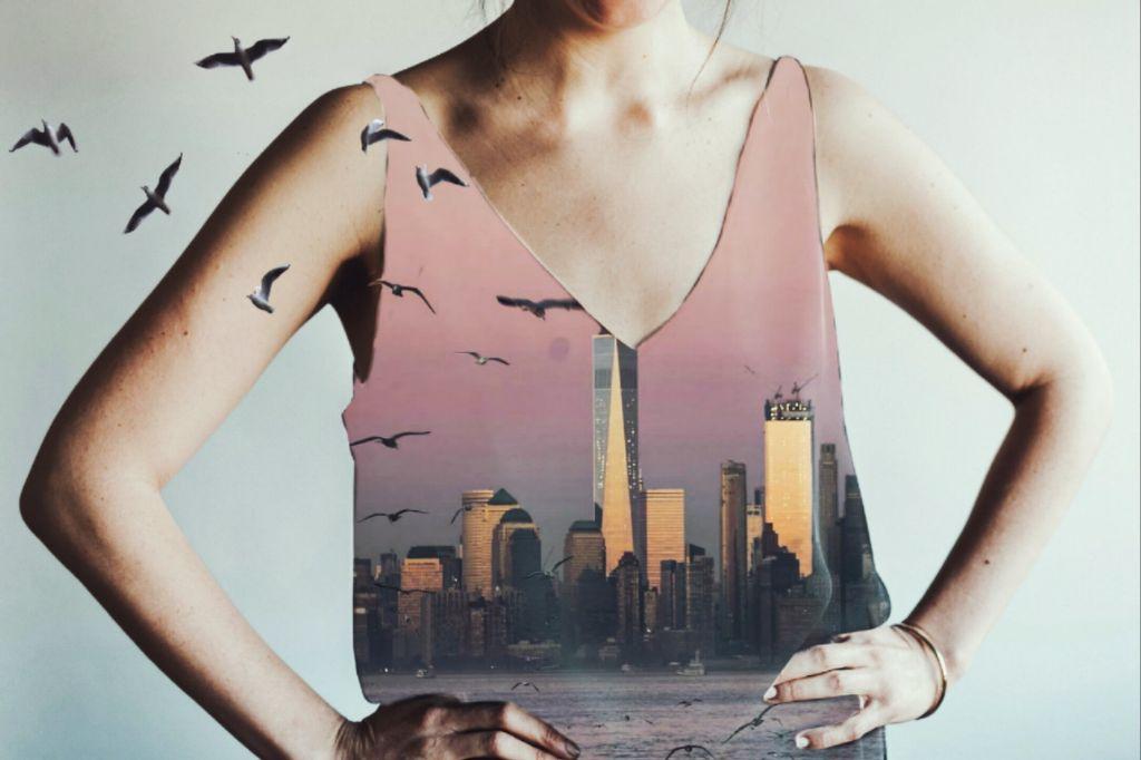 #city #doubleexposurecontest