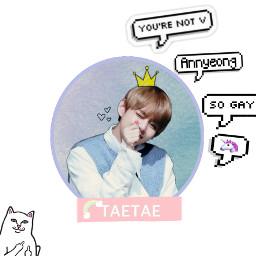 TaeTae BTS Kpop
